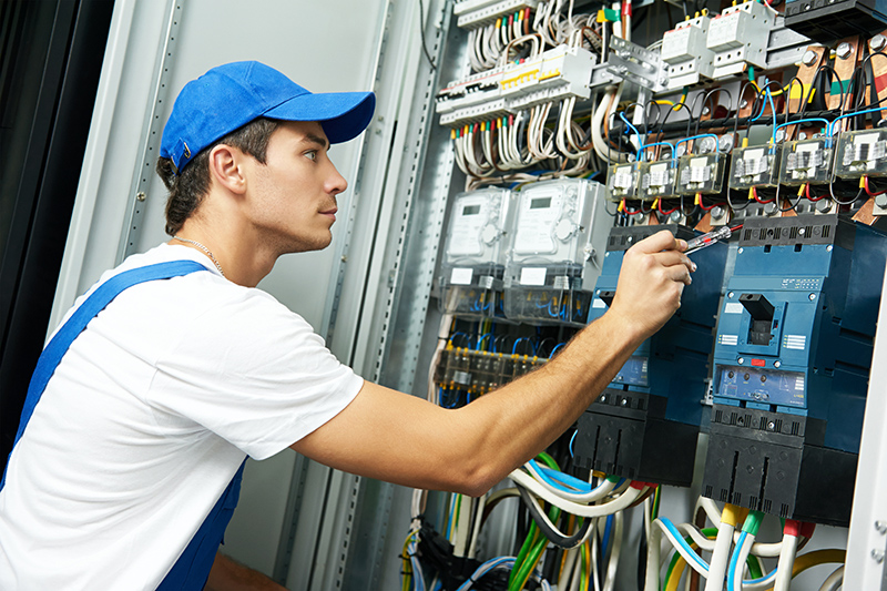 Domestic Electrician in Eastbourne East Sussex
